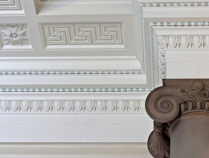 Decorative Plaster Mouldings